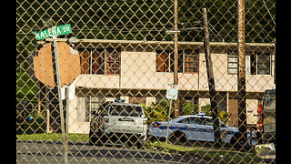 1 dead, 1 injured after shooting at Kalihi Valley Homes
