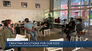 Mile High 360 creating solutions for students