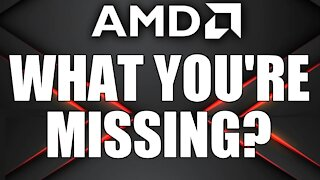The One Thing You MUST Do Differently If You Have An AMD System