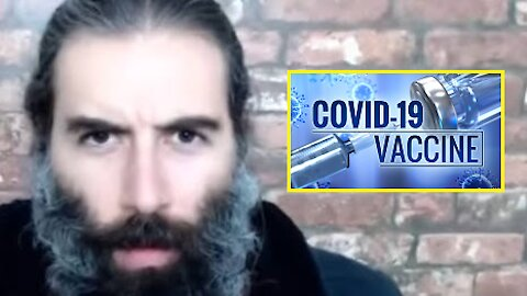 """Roosh v. Covid: """"Once We Have Total Control? Then You Can Do Whatever You Want. That We Control."""""""