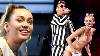 Miley Cyrus Reveals How She REALLY Feels About Her Infamous 2013 VMAs Performance