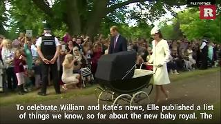 What we know so far about royal baby number three