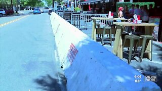 St. Petersburg restaurants hoping to keep additional outdoor seating permanently
