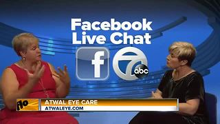 Atwal Facebook Live - Video