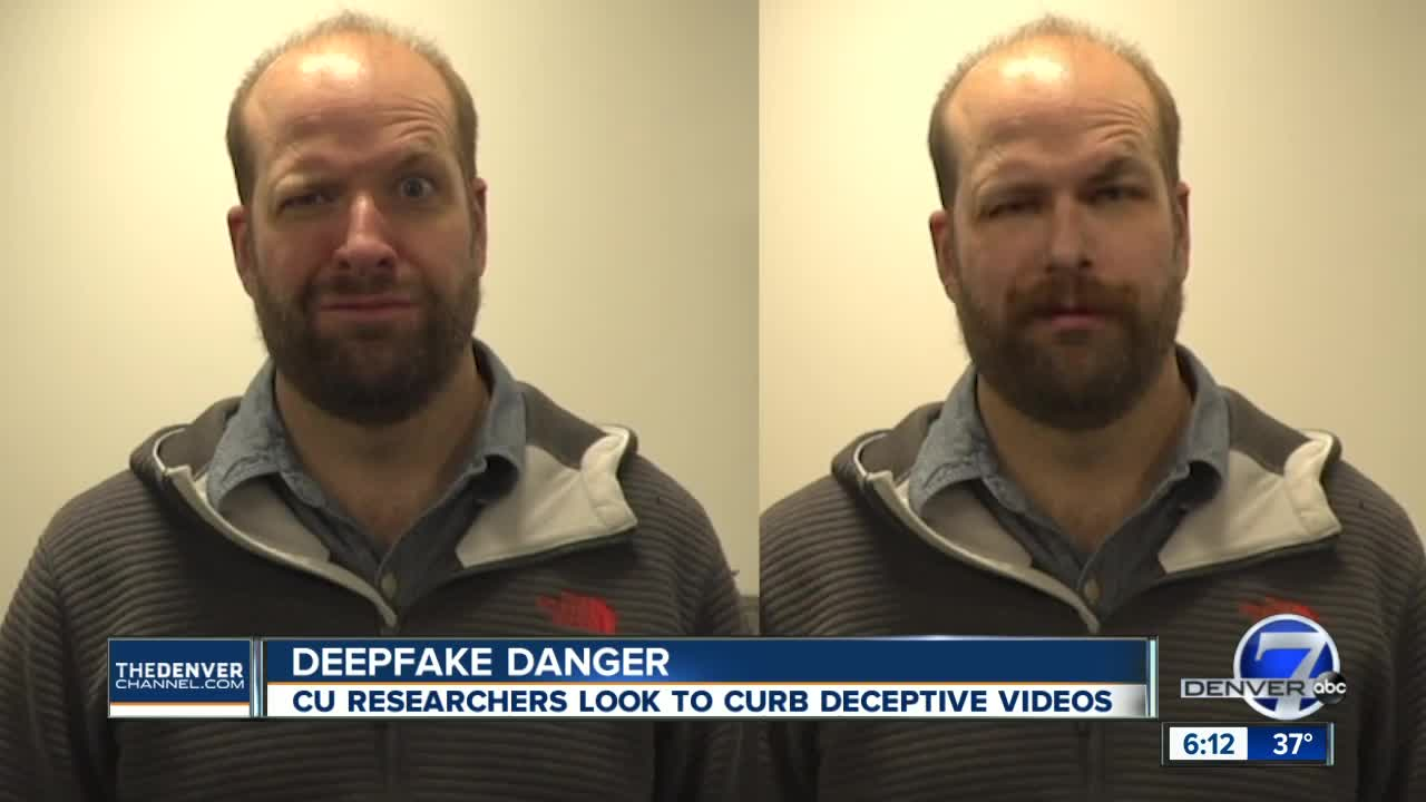 One And Page Video 'deepfakes' Becoming - News Are Realistic More