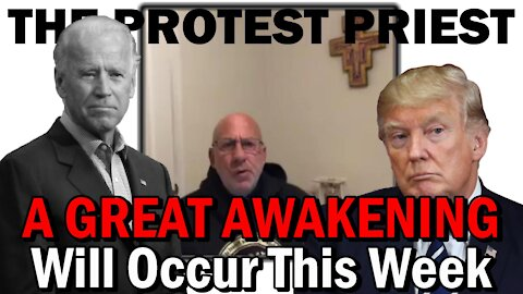 A GREAT AWAKENING Will Occur This Week - Fr. Imbarrato Sun, Jan. 3, 2021