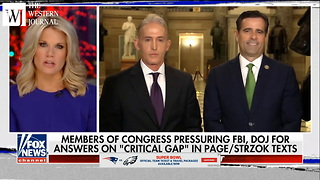 Gowdy Exposes Mueller Team's Texts About Anti-trump 'Secret Society' - Video