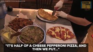 Here's the spot where your favorite superhero grabs lunch in WNY - Video