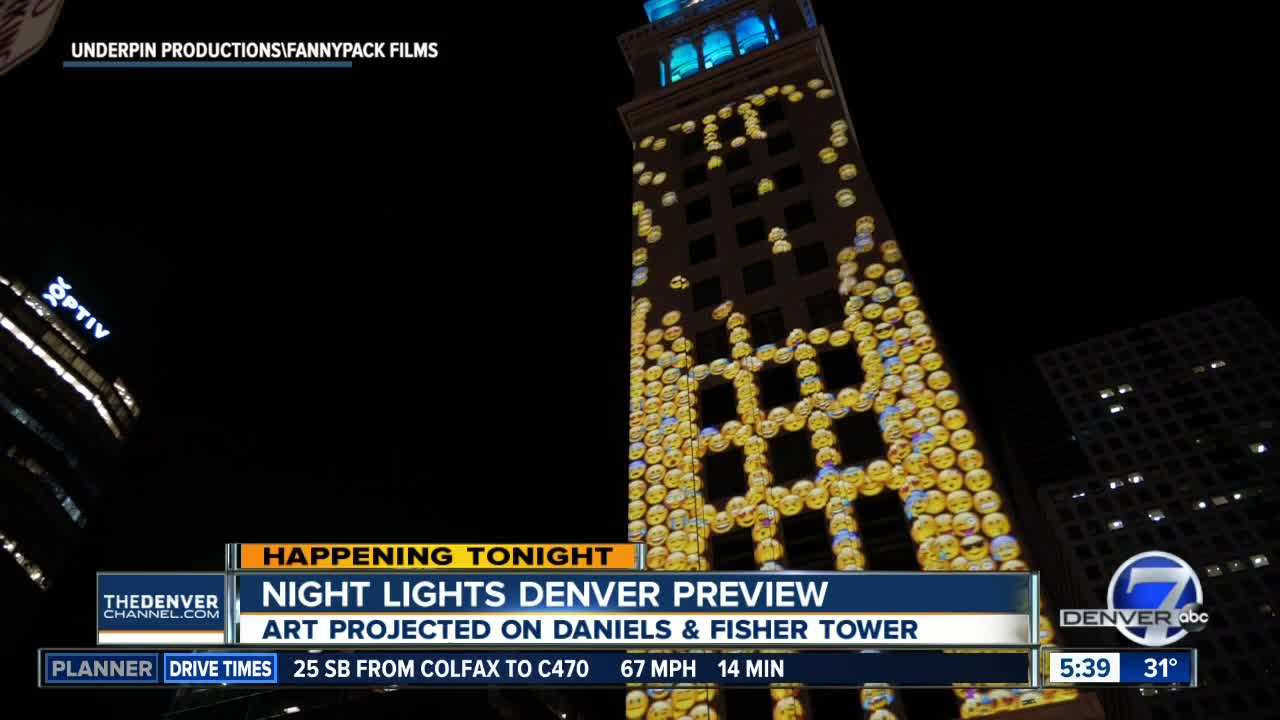New light show coming to Denver's 16th Street Mall