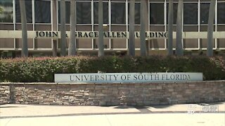 At 17 years old, local teen becomes youngest student to graduate USF this semester