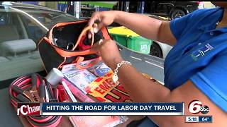 Labor Day Weekend: Hitting the road for holiday travel - Video