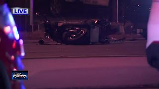 St. Pete police investigating fatal crash involving moped on Martin Luther King Street North - Video