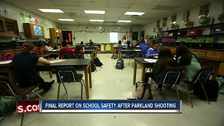 Recommendations filed to prevent future school shootings