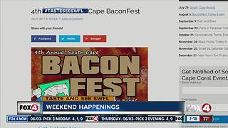 5 Things to do this Weekend August 4 to 6 in Southwest Florida - Video