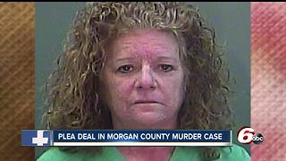 Morgan County woman pleads guilty to boyfriend's murder - Video