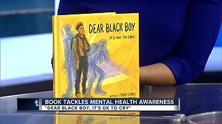 Local author tackles mental health awareness in a book