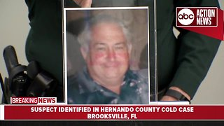 Detectives identify suspect in Hernando County cold case