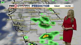 FORECAST: Showers and Storms Continue - Video
