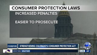 Strengthening Colorado's Consumer Protection Act