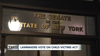 Update from Albany on Child Victims Act (5 p.m.)