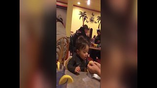Cute Baby Tries a Lemon – and Wants More!