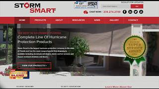 Storm Smart, Don't Wait To Protect Your House! - Video