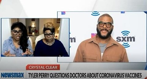 Diamond and Silk have a bone to pick with Tyler Perry