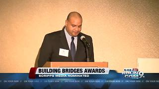 Scripps media nominated for a Linkages Building Bridges award - Video