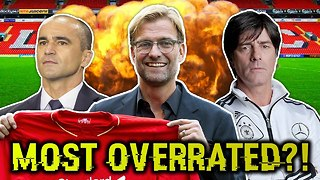 The Most Overrated Manager In World Football Is... | Sunday Vibes