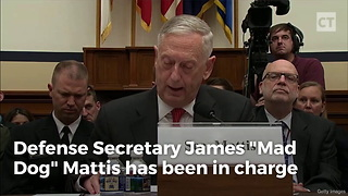 """Mattis Effect"" Sets a Bomb Record in Afghanistan - Video"
