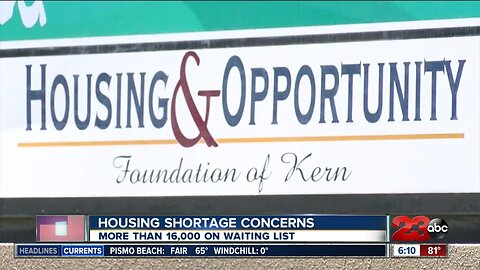 More than 16,000 people on the Low-Income Public Housing list