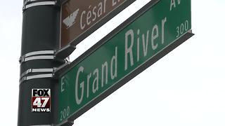 Group works to rename Grand River Ave. - Video
