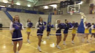 Friday Night Football Frenzy pep rally at Carmel High School - Video