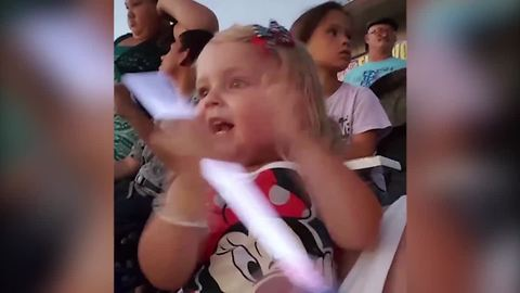 Kid Reactions | Firework Bonanza!