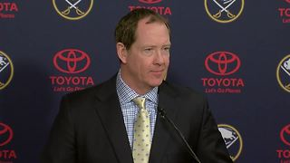 02/17 Housley says Sabres weren't ready