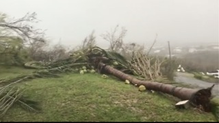 Hurricane Maria Leaves Trail of Destruction Across St. Croix - Video