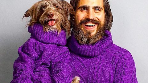 3 Adorable Ways To Dress Up With Your Dog