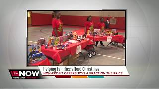 Local non-profit to provide Affordable Christmas event this weekend - Video