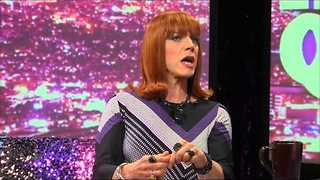 Coco Peru & Sasha Soprano on Hey Qween with Jonny McGovern - Video