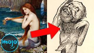 Top 5 Creepy Things You Didn't Know About Mermaids - Video