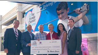 Honda Classic Cares donates more than $1M to Nicklaus Children's Health Care Foundation