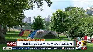 Judge bans homeless camps in Hamilton County at prosecutor's request
