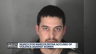 Detroit's Most Wanted: Marcos Reyna - Video