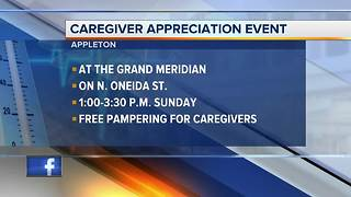 Caregiver Appreciation Event - Video
