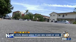 Housing crunch: San Diego needs 171,000 new homes by 2029