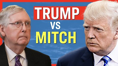 Trump Attacks Mitch McConnell in New Statement; Plans to Back Primary Challengers | Facts Matter
