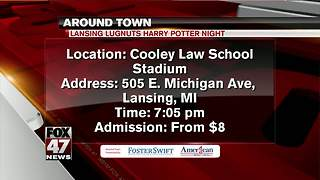 Around Town 6/22/18: Lugnuts Harry Potter Night