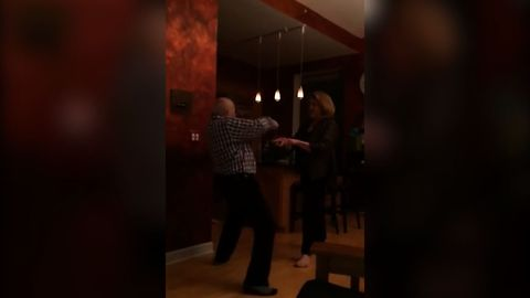 Groovy Grandpa Has Some Smooth Moves