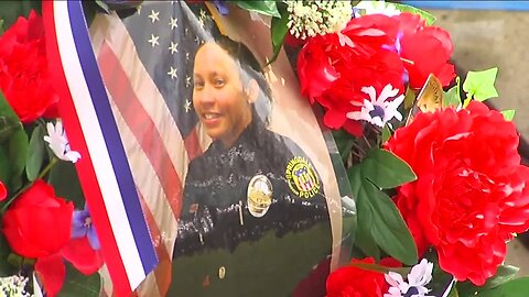 Police determined to give Officer Kaia Grant proper honors despite COVID-19 restrictions