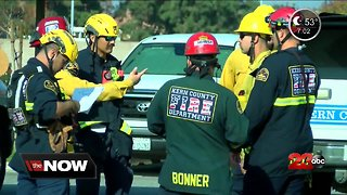 Kern County Firefighters train for large-scale disasters